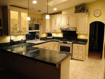 The Kitchen Remodeled